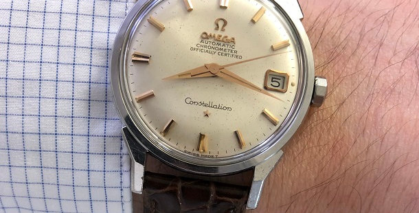 1964 OMEGA CONSTELLATION WATCH