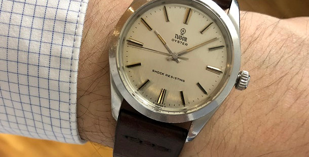 1968 TUDOR OYSTER WATCH