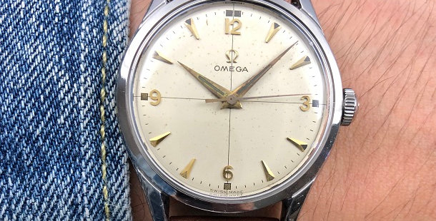 1952 OMEGA GENT'S WATCH