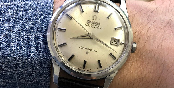 1963 OMEGA CONSTELLATION WATCH
