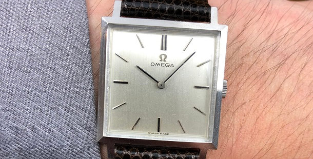 1965 OMEGA GENT'S WATCH
