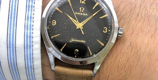 1959 OMEGA SEAMASTER WATCH