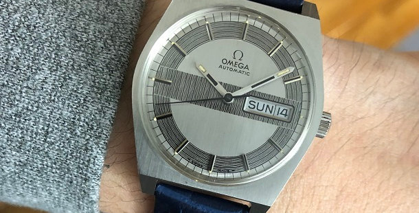 1970 OMEGA DAY-DATE AUTOMATIC