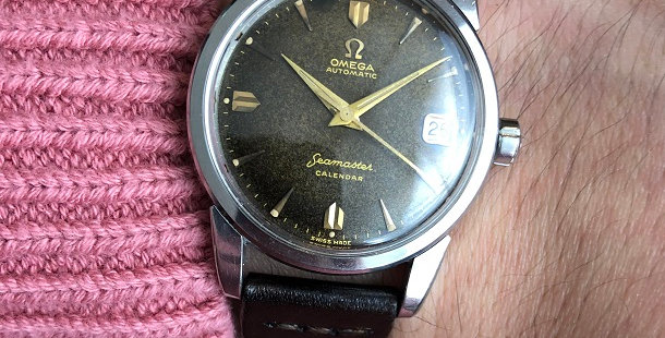1956 OMEGA SEAMASTER WATCH