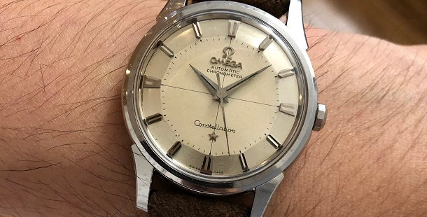 1961 OMEGA CONSTELLATION WATCH