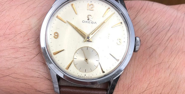 1953 OMEGA GENT'S WATCH