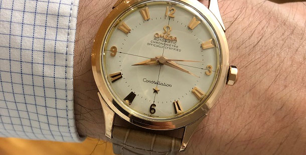 1958 OMEGA CONSTELLATION WATCH