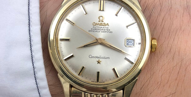 1966 OMEGA CONSTELLATION WATCH