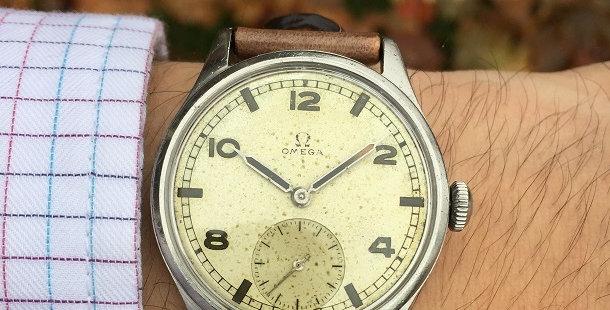 1946 OMEGA SUB SECOND