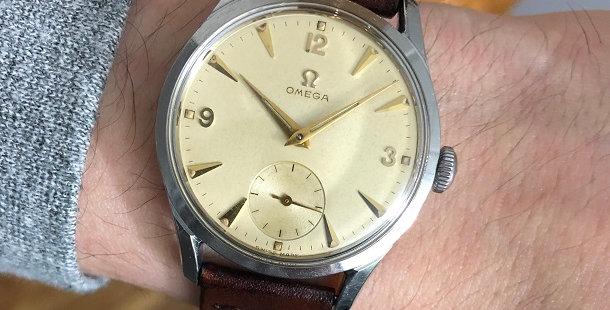 1951 OMEGA SUB SECOND