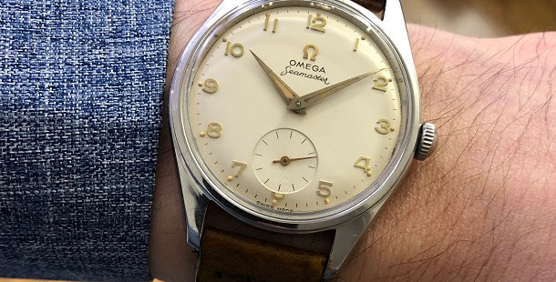 1958 OMEGA SEAMASTER WATCH