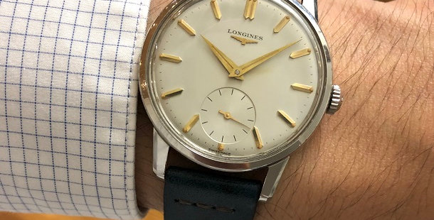 1960 LONGINES 30L WATCH