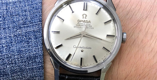 1962 OMEGA CONSTELLATION WATCH