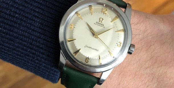 1952 OMEGA SEAMASTER WATCH