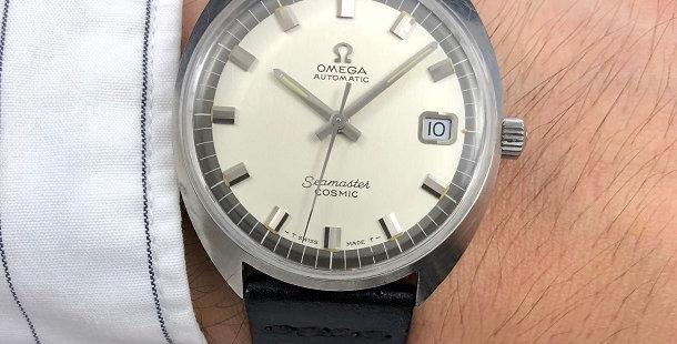 1968 OMEGA SEAMASTER COSMIC
