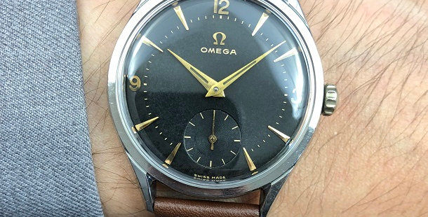 1955 OMEGA GENT'S WATCH