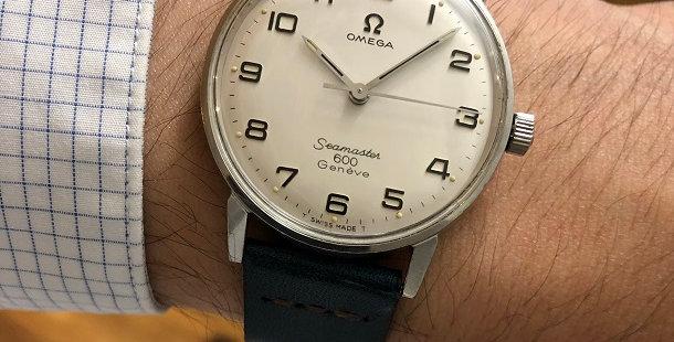 1967 OMEGA SEAMASTER 600 GENEVE