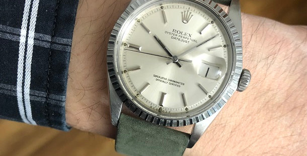 1972 ROLEX OYSTER PERPETUAL DATEJUST