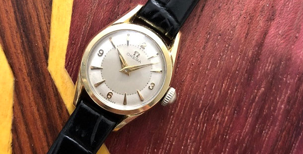 1955 OMEGA LADY'S WATCH