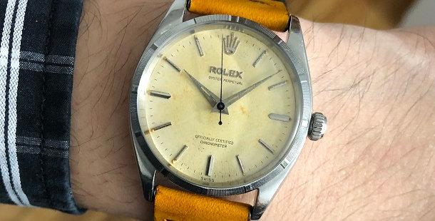 1956 ROLEX OYSTER PERPETUAL CHRONOMETER