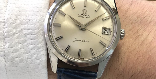 1961 OMEGA SEAMASTER WATCH