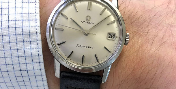 1964 OMEGA SEAMASTER WATCH