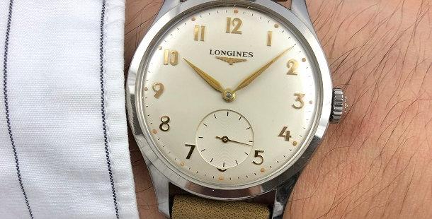 1957 LONGINES GENT'S WATCH