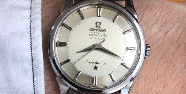 1960 OMEGA CONSTELLATION WATCH