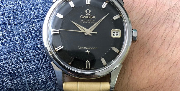 1960 OMEGA CONSTELLATION WATCH