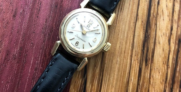 1957 OMEGA LADYMATIC WATCH