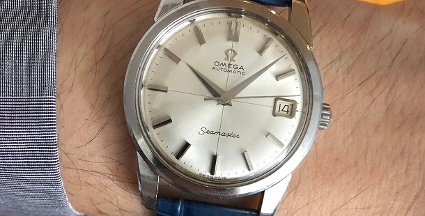 1966 OMEGA SEAMASTER WATCH