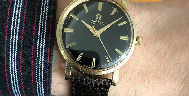 1966 OMEGA AUTOMATIC WATCH
