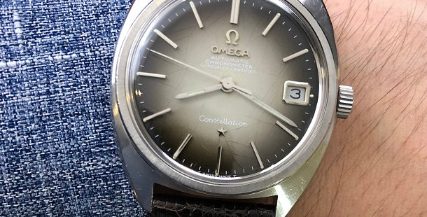 "1968 OMEGA CONSTELLATION ""C"" WATCH"