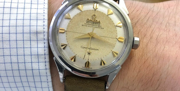 1954 OMEGA CONSTELLATION WATCH