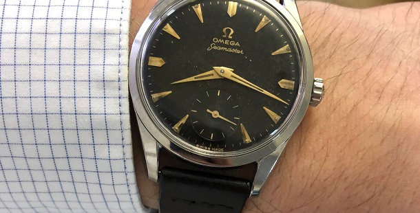 1957 OMEGA SEAMASTER WATCH