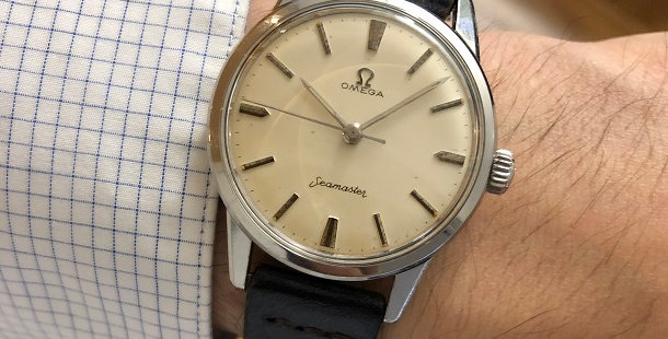 1960 OMEGA SEAMASTER WATCH