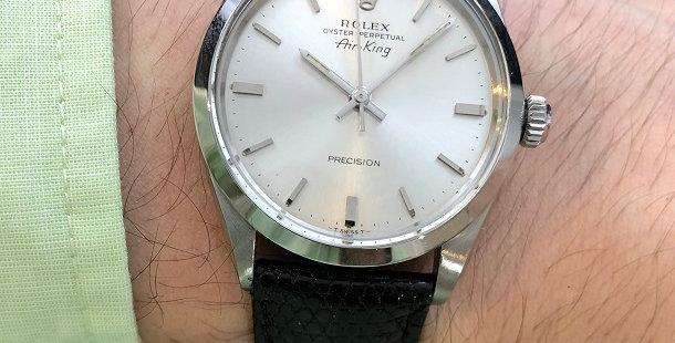 1967 ROLEX OP AIR-KING PRECISION