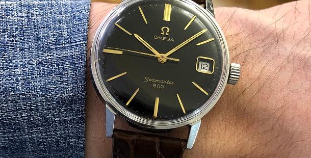 1964 OMEGA SEAMASTER 600