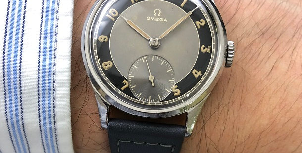 1947 OMEGA 30T2 WATCH