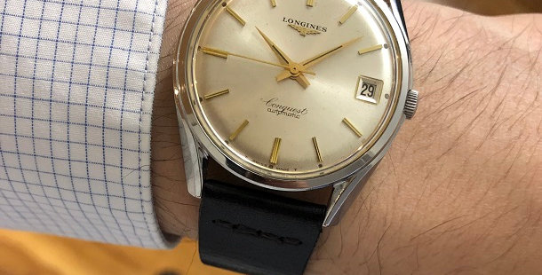 1965 LONGINES CONQUEST AUTOMATIC