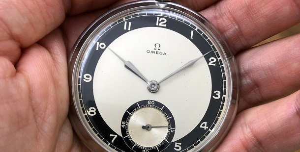 1939 OMEGA POCKET WATCH