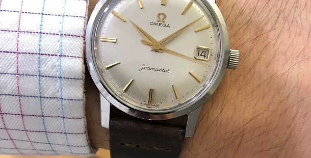 1962 OMEGA SEAMASTER WATCH