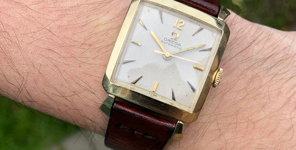 1955 OMEGA AUTOMATIC WATCH