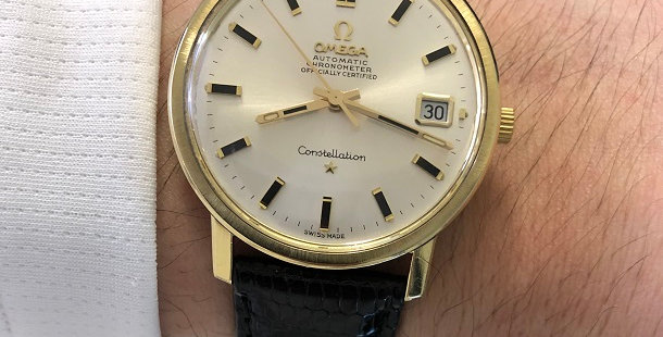 1969 OMEGA CONSTELLATION WATCH