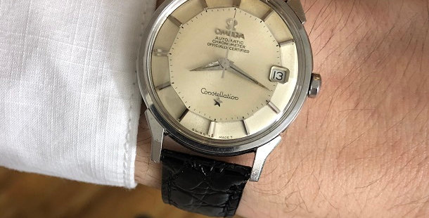 1966 OMEGA CONSTELLATION WATCH