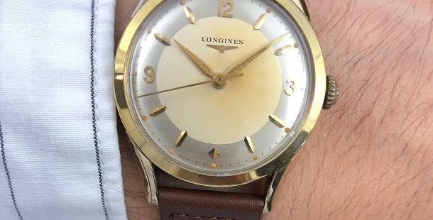 1957 LONGINES VINTAGE WATCH