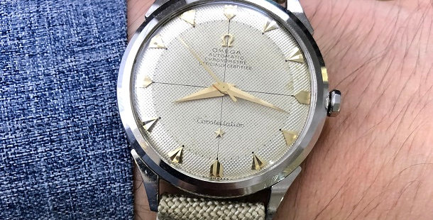 1952 OMEGA CONSTELLATION WATCH