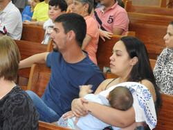 Missa do dia dos Pais