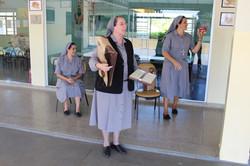 Visita da Madre Geral