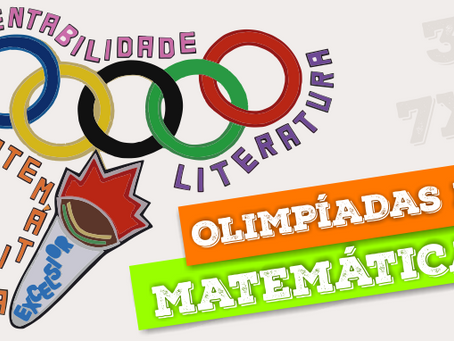 Alunos da Escola Nazaré participam das Olimpíadas de Matemática no sábado
